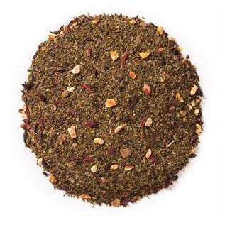 7442 2 oz Tulsi Hibiscus Folwer Sampler Tea - Pack of 6