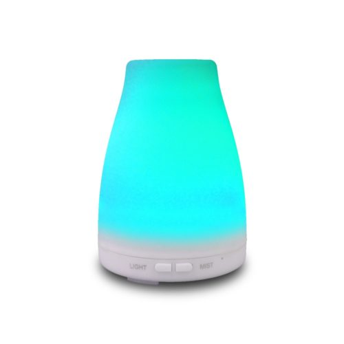 75008 Aromatherapy Essential Aroma Oil Diffuser with Color Changing LED Lights