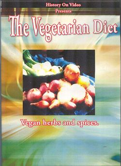. 754309024235 The Vegetarian Diet with Vegan herbs and spices