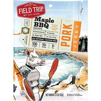 793408 Maple BBQ Gluten Free Pork Jerky
