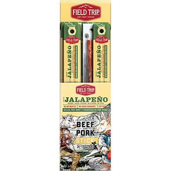 793410 Spicy Jalapeno Beef & Pork Stick