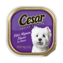 798120 Cesar Cuisine Flt Mign 24-3.5 Oz. Pack of 24