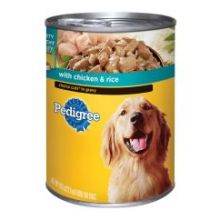 798320 Pedig Ch Cut Chicken-Rice 12-22 Oz. Pack of 12