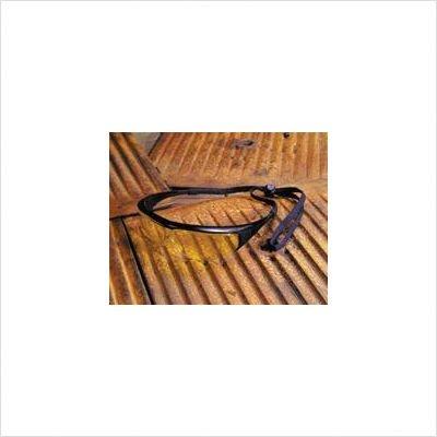 812-11150352 Millennia Black Frame Amber Lens