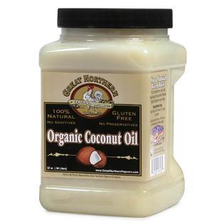83-DT5433 32 oz Popcorn Premium Organic Coconut Oil