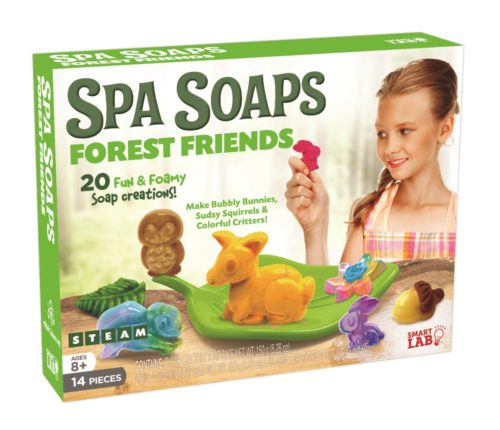 834509005750 Spa Soaps Forest Friends Toy