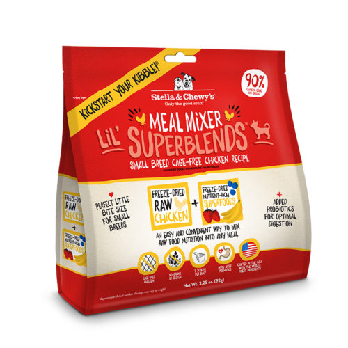 84000632 Freeze Dried Superblends Meal Mixer Chicken, 3.25 oz