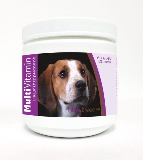 840235100140 American English Coonhound Multi-Vitamin Soft Chews - 60 Count