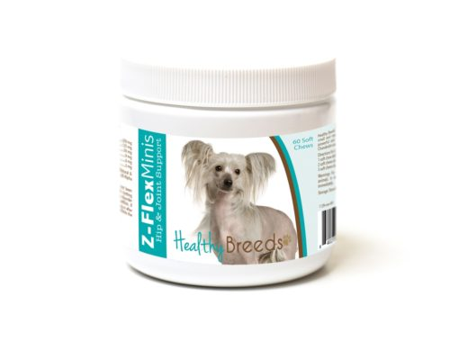 840235105398 Chinese Crested Z-Flex Minis Hip & Joint Support Soft Chews