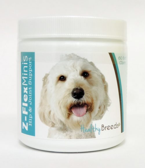 840235110408 Labradoodle Z-Flex Minis Hip & Joint Support Soft Chews - 60 Count