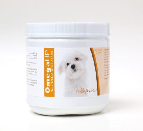 840235110644 Omega-3 Fatty Acids Skin & Coat Soft Chews