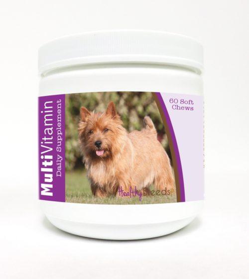 840235111832 Norwich Terrier Multi-Vitamin Soft Chews - 60 Count