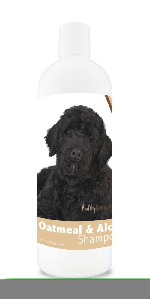 840235112594 16 oz Portuguese Water Dog Oatmeal Shampoo with Aloe