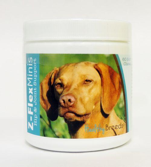 840235116035 Vizsla Z-Flex Minis Hip & Joint Support Soft Chews, 60 Count