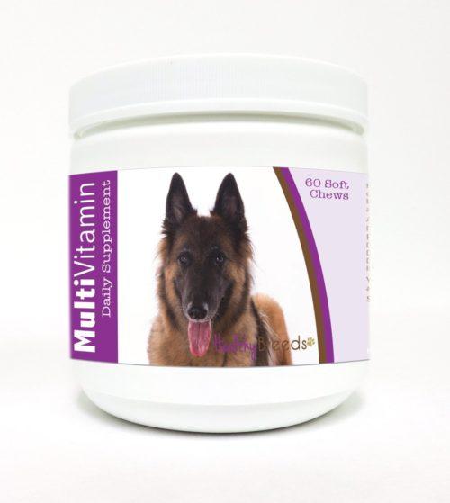 840235118138 Belgian Tervuren Multi-Vitamin Soft Chews - 60 Count