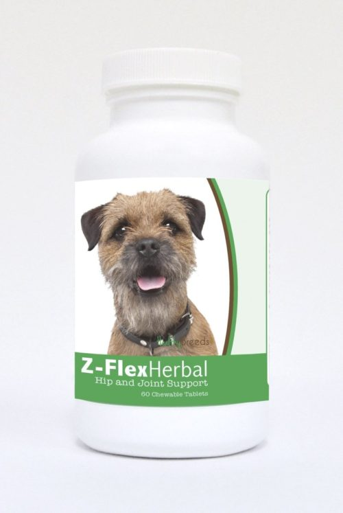 840235118732 Border Terrier Natural Joint Support Chewable Tablets - 60 Count