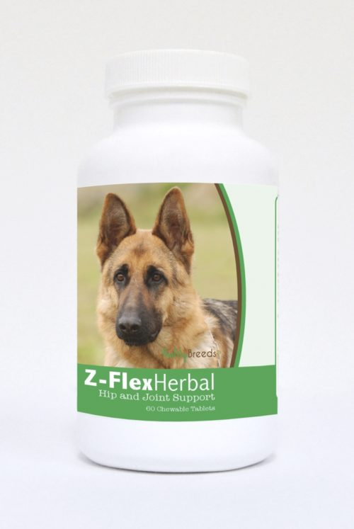 840235121749 German Shepherd Natural Joint Support Chewable Tablets - 60 Count