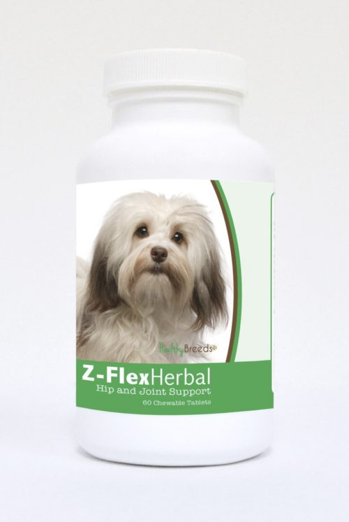 840235122203 Havanese Natural Joint Support Chewable Tablets - 60 Count
