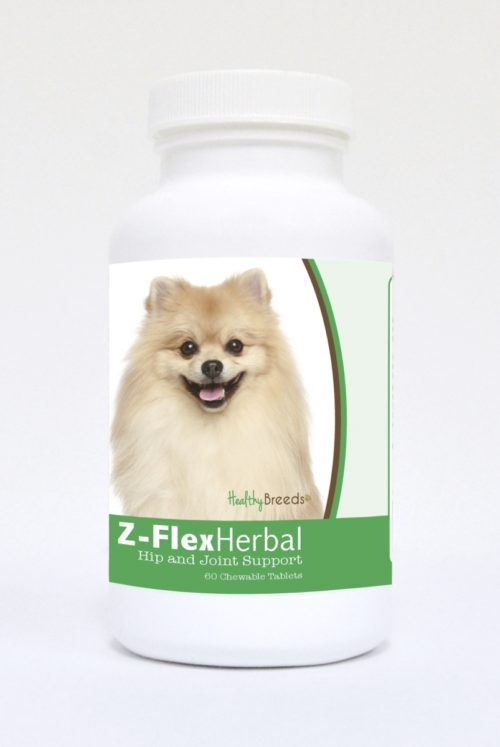 840235123903 Pomeranian Natural Joint Support Chewable Tablets - 60 Count