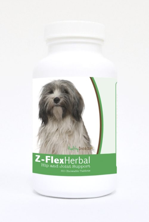 840235125945 Tibetan Terrier Natural Joint Support Chewable Tablets - 60 Count