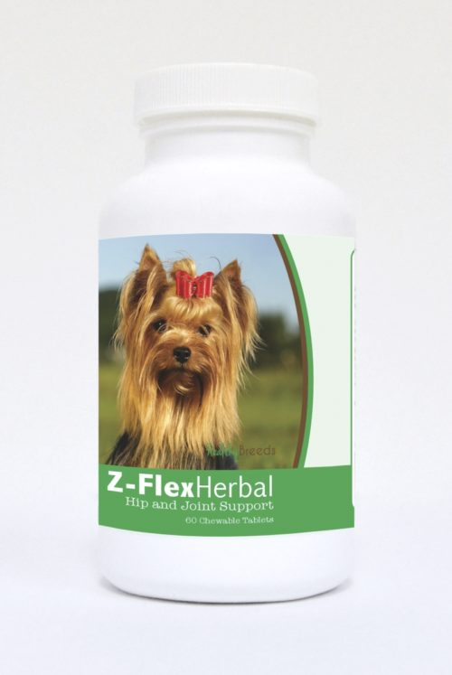 840235126904 Yorkshire Terrier Natural Joint Support Chewable Tablets - 60 Count