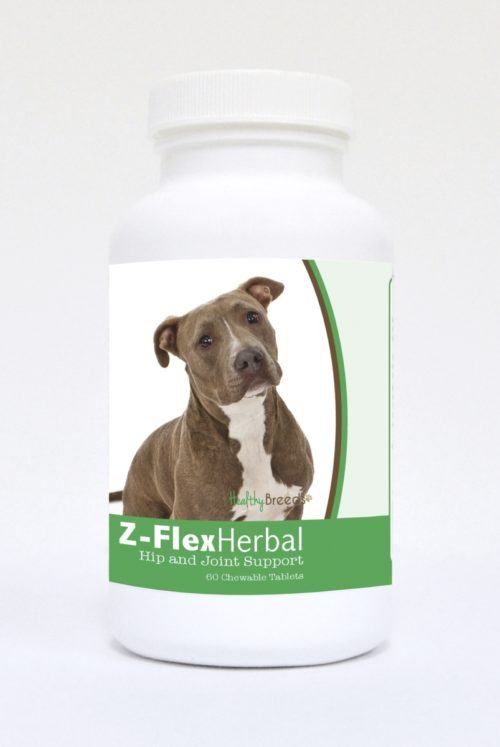 840235129424 Pit Bull Natural Joint Support Chewable Tablets - 60 Count