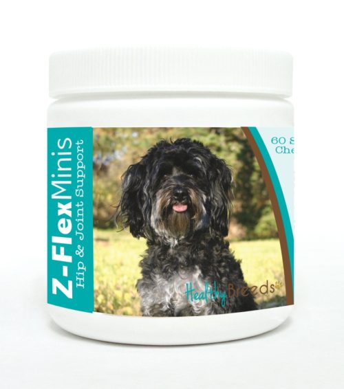 840235136071 Maltipoo Z-Flex Minis Hip & Joint Support Soft Chews - 60 Count