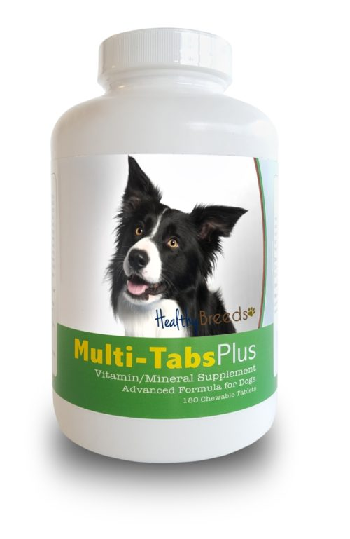 840235139768 Border Collie Multi-Tabs Plus Chewable Tablets - 180 Count