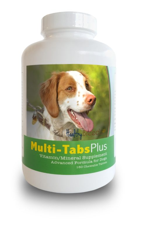 840235139881 Brittany Multi-Tabs Plus Chewable Tablets - 180 Count