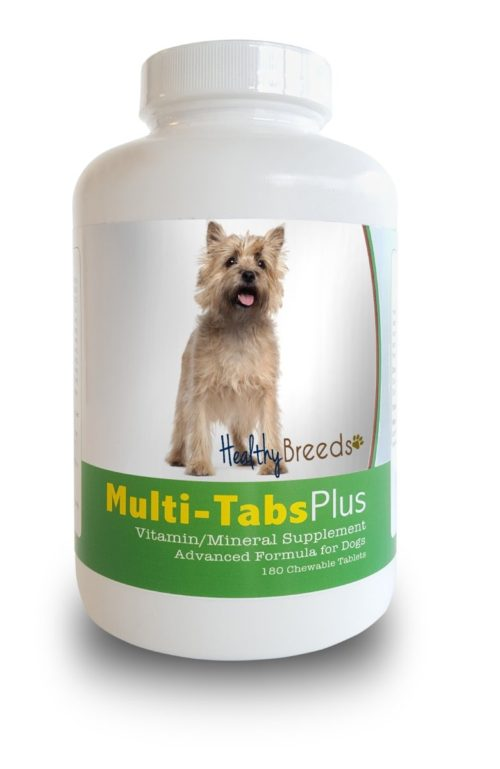 840235139942 Cairn Terrier Multi-Tabs Plus Chewable Tablets - 180 Count