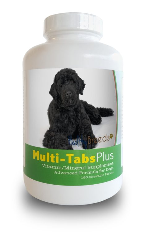 840235140610 Portuguese Water Dog Multi-Tabs Plus Chewable Tablets, 180 Count