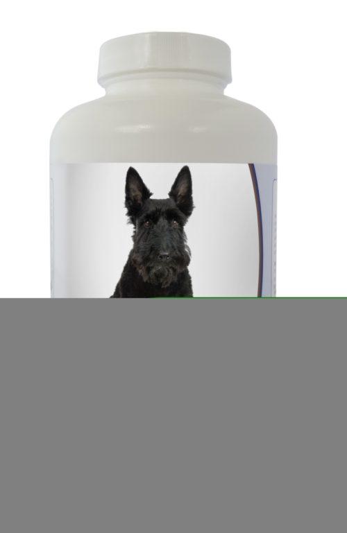 840235142027 Scottish Terrier Omega-3 Fish Oil Softgels - 180 count
