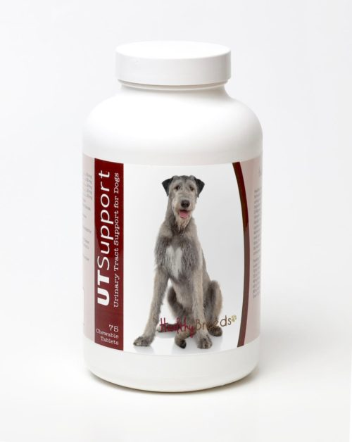 840235143659 Irish Wolfhound Cranberry Chewables, 75 Count