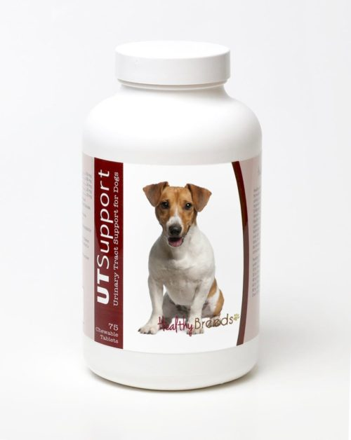 840235143673 Jack Russell Terrier Cranberry Chewables - 75 Count
