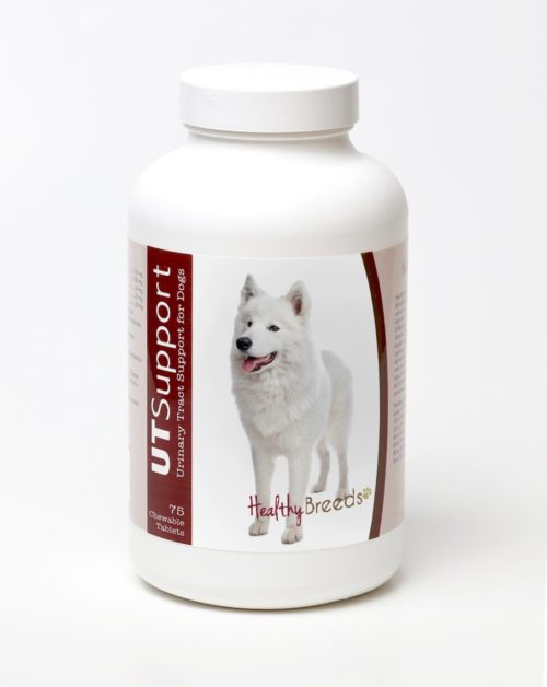 840235143772 Samoyed Cranberry Chewables, 75 Count