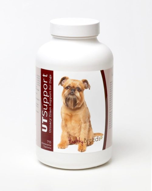 840235144199 Brussels Griffon Cranberry Chewables - 75 Count