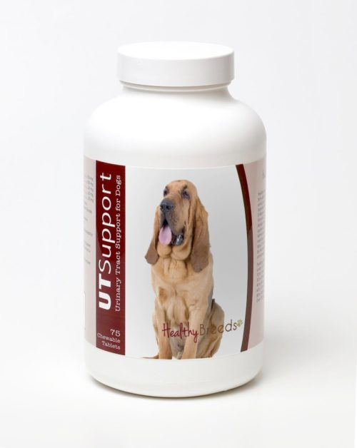 840235144236 Bloodhound Cranberry Chewables - 75 Count