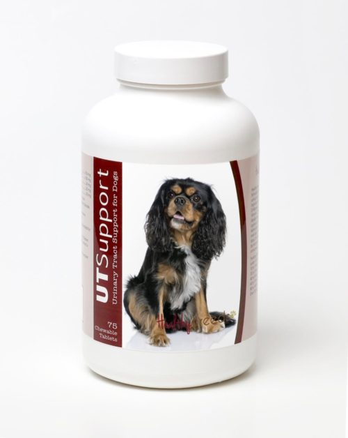 840235144250 Cavalier King Charles Spaniel Cranberry Chewables - 75 Count