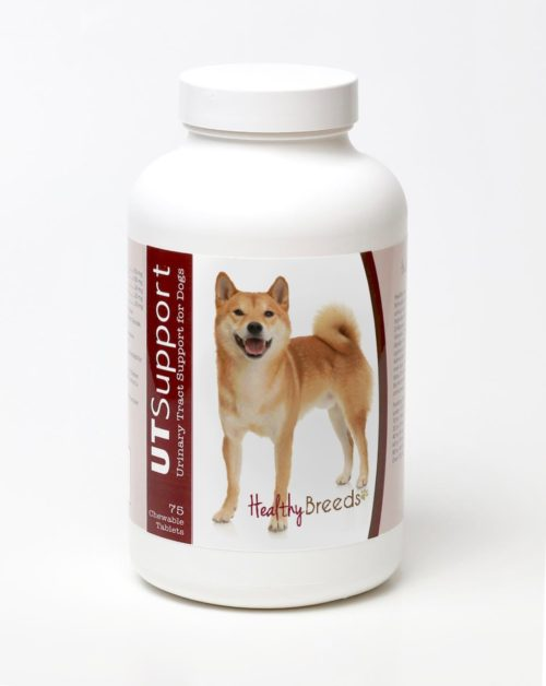 840235144311 Shiba Inu Cranberry Chewables - 75 Count