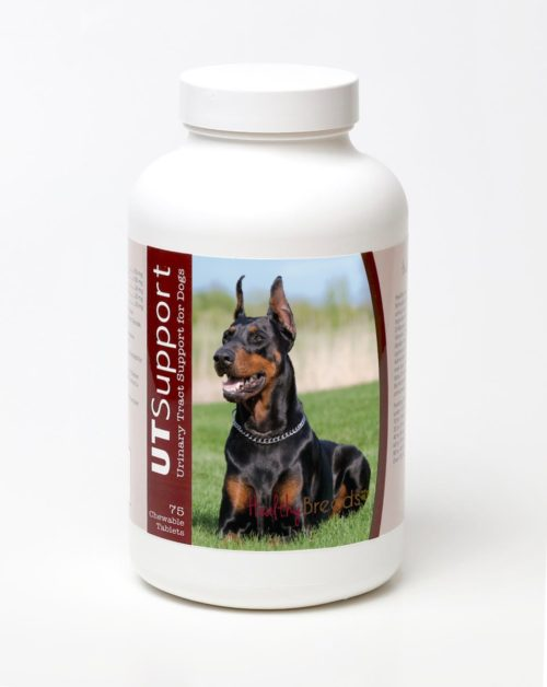 840235144335 Doberman Pinscher Cranberry Chewables - 75 Count
