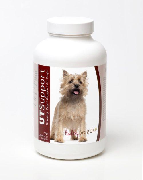 840235144359 Cairn Terrier Cranberry Chewables - 75 Count