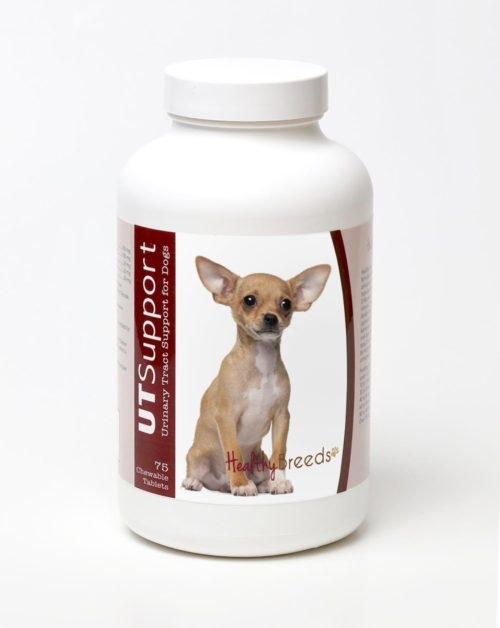 840235144403 Chihuahua Cranberry Chewables - 75 Count