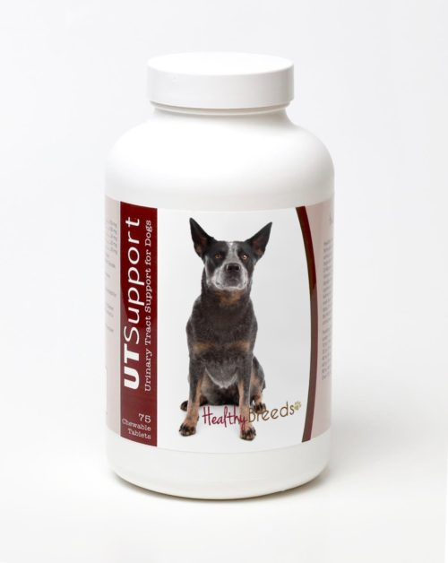 840235144694 Australian Cattle Dog Cranberry Chewables - 75 Count