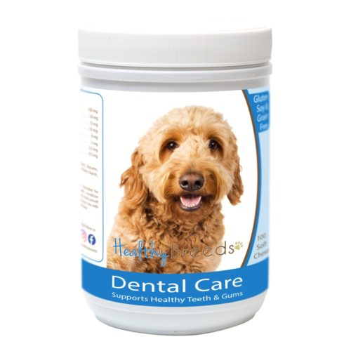840235162513 Goldendoodle Breath Care Soft Chews for Dogs - 60 Count