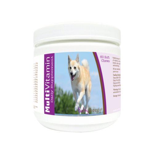 840235171331 Norwegian Buhund Multi-Vitamin Soft Chews - 60 Count