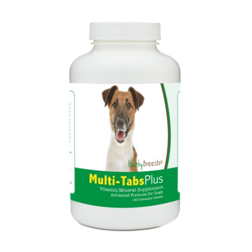 840235171621 Smooth Fox Terrier Multi-Tabs Plus Chewable Tablets - 180 Count