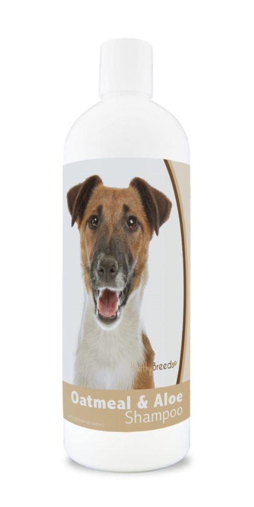840235171713 16 oz Smooth Fox Terrier Oatmeal Shampoo with Aloe