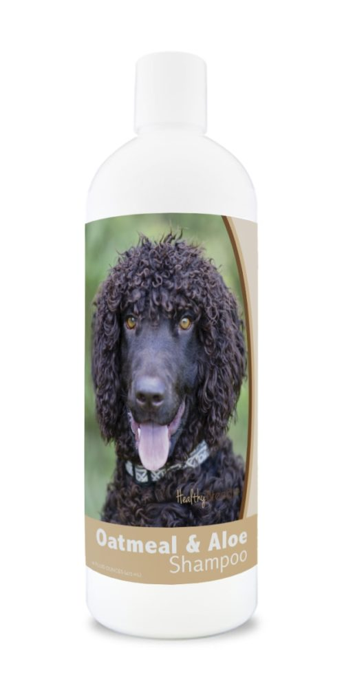 840235172079 16 oz Irish Water Spaniel Oatmeal Shampoo with Aloe