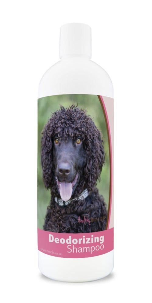 840235172109 16 oz Irish Water Spaniel Deodorizing Shampoo
