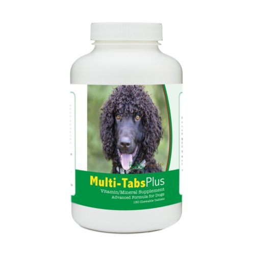 840235172130 Irish Water Spaniel Multi-Tabs Plus Chewable Tablets - 180 Count
